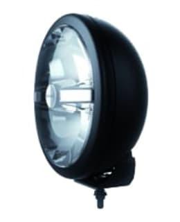 Cibie Oscar 181mm 17,5 musta LED lisävalo
