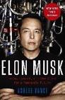 Elon Musk (Ashlee Vance), kirja 9780062469670