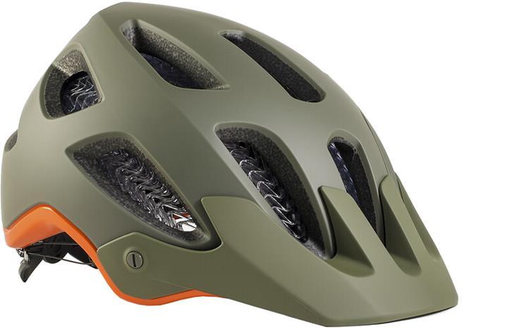Bontrager Rally WaveCel Helmet, roarange