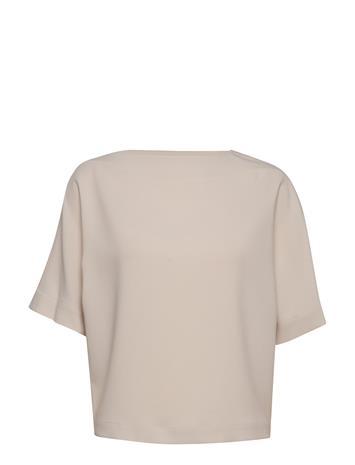 Filippa K Diane Top Blouses Short-sleeved Filippa K IVORY