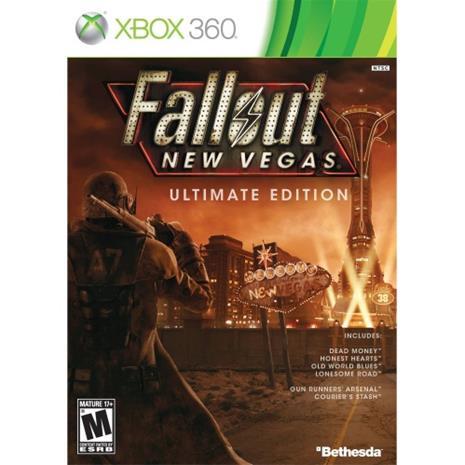 Fallout: New Vegas - Ultimate Collection, Xbox 360 -peli