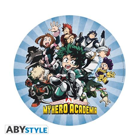ABYstyle ABYACC254 My Hero Academia - Heroes, hiirimatto