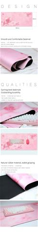 Varmilo ZDB003-01 Desk Mat XL Sakura, hiirimatto