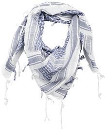 Brandit - Shemag Palästinenserschal - Huivi - Unisex - Sininen valkoinen