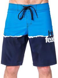 Horsefeathers Stan Boardshorts blue Miehet