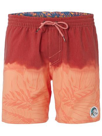 O'Neill Original Dipped Boardshorts blue aop w / pink / purple Miehet