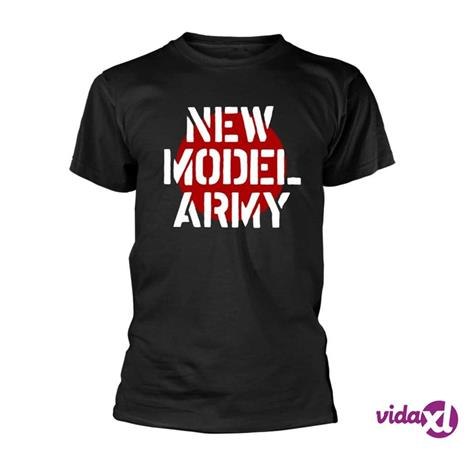 Rockshirts New Model Army Logo T-Paita