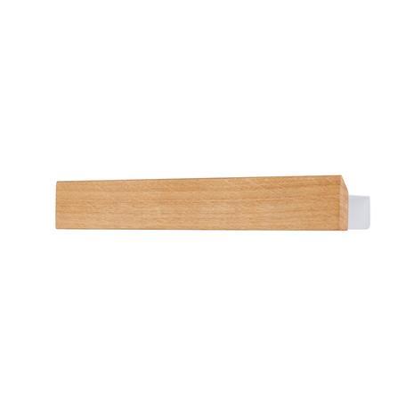 Flex Rail magneettilista 40 cm Tammi-valkoinen