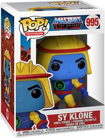Masters Of The Universe - Sy Klone Vinyl Figur 995 - Funko Pop! -figuuri - Unisex - multicolor