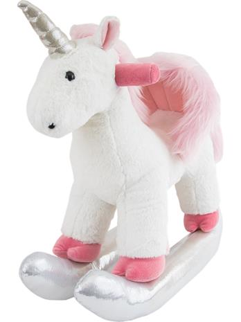 Tiny Treasure Unicorn rocking horse