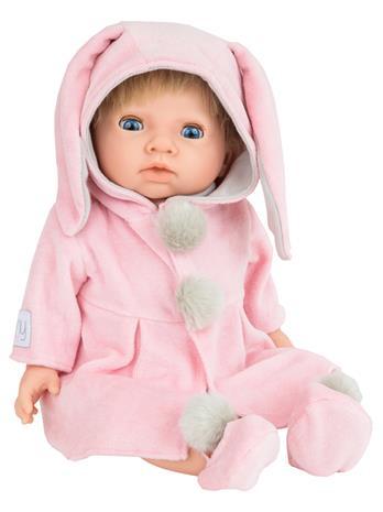Tiny Treasure Bunny outfit