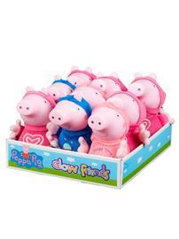 Peppa Pig Glow Friends ass.