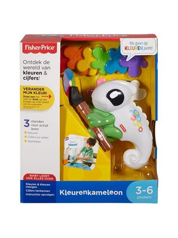 Fisher Price Learning and Thinking Smart Scan Colo