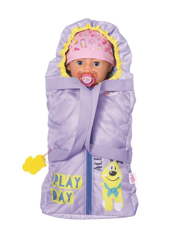 Baby Born Rainbow Leo Dress 43cm nuken asu |