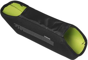 Basil Battery Cover Runkoakun suoja, black lime