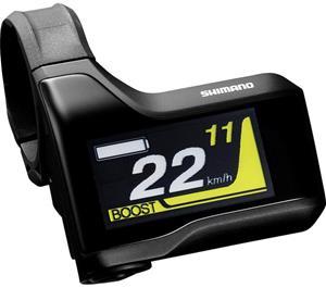 Shimano SC-E8000 Steps -näyttö, black