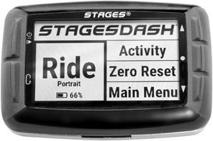 Stages Cycling Dash L10 GPS-Ajotietokone, black