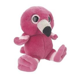 Flamingopehmo - 25 cm