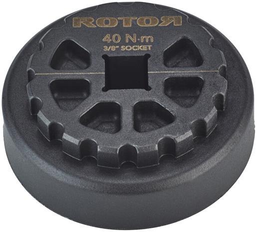 Rotor UBB Keskiötyökalu, black