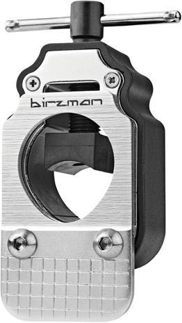 Birzman sahatuki, black/silver