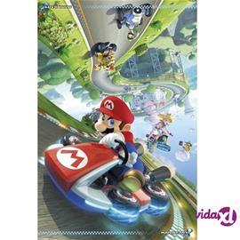 Super Mario Mario Kart 8, Maxi Juliste