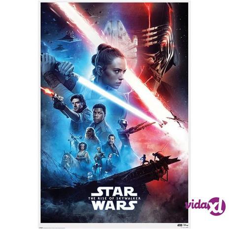 Star Wars , Maxi Juliste - Saga