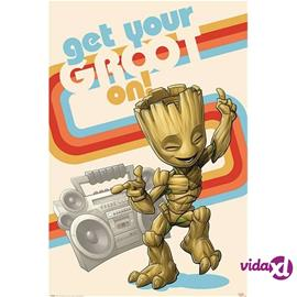 Marvel Guardians of the Galaxy, Maxi Juliste - Groot