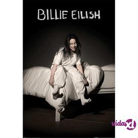 eStore Billie Eilish, Maxi Juliste - When we all fall asleep