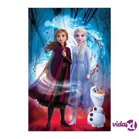 Disney Frozen 2 / Huurteinen Seikkailu 2, Maxi Juliste - Guided Spirit
