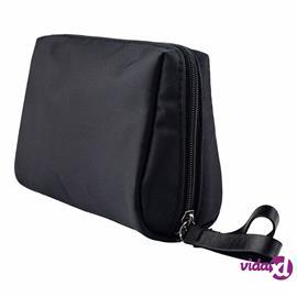 eStore Kompakti meikkilaukku, Musta