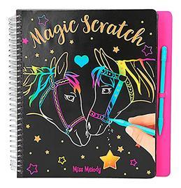 Miss Melody - Magic Scratch Book (0410866), Muut lelut