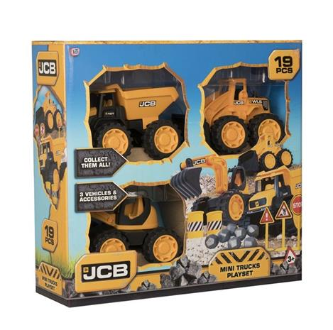 JCB - Trucks Accessories (1416500)