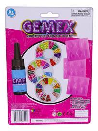 Gemex - Refill - Liquid, Mold, Gems (24803)