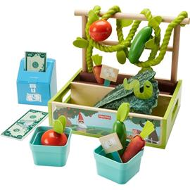 Fisher-Price - Farm-to-Market Stand (GGT62)