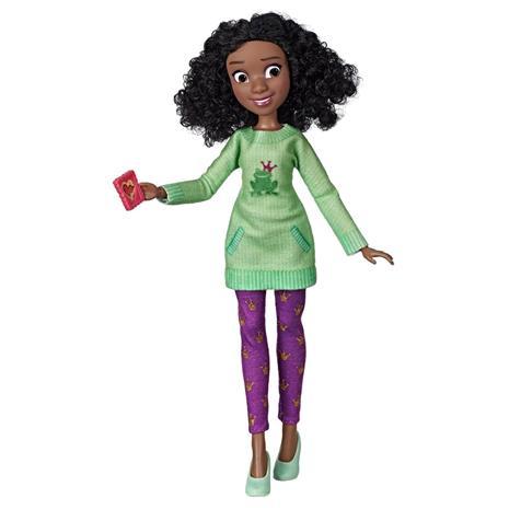 Disney Princess - Comfy Squad Doll - Tiana (E8403), Muut lelut