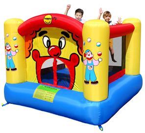 Bouncy Castle - Clown Bouncer (9201)