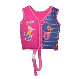 Bestway - Swim Vest - Pink/Purple (18-30 kg), Muut lelut
