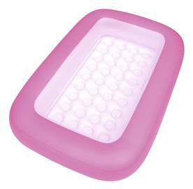 Bestway - Aquababes Pool 1.65m x 1.04m x 25cm - Pink (51115P), Muut lelut