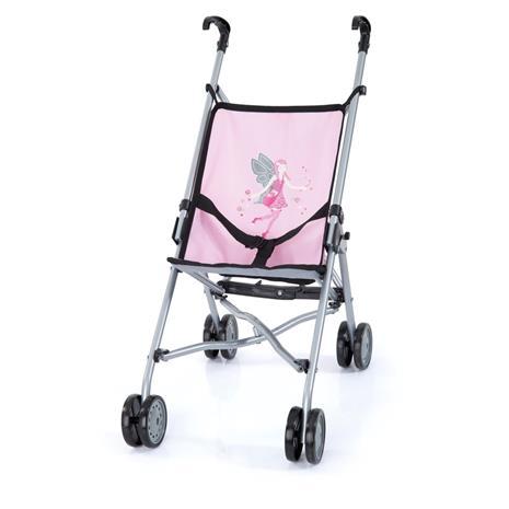 Bayer - Dolls Buggy - Pink/Grey (30108AA)
