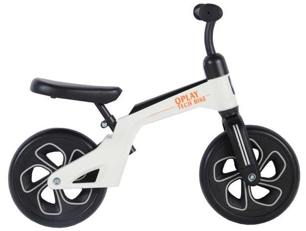 Volare - QPlay Balance Bike - White (952)