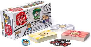 Trial by Trolley - Happiness and Cyanide Boardgame (English) (LDG3203)