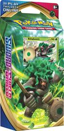 Sword & Shield: Theme deck Rillaboom