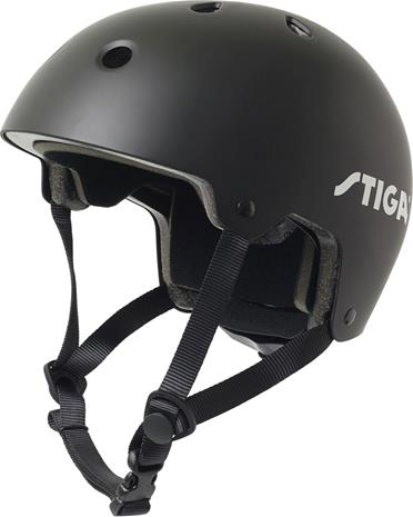 Stiga - Helmet - Street RS - Black L (59-61)(82-3141-06)