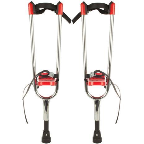 Actoy - Kids Peg Stilts - Red (s3000)