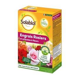 SOLABIOL SOROSY15 ruusulannoite ja kukinnan pensas - 1,5 kg