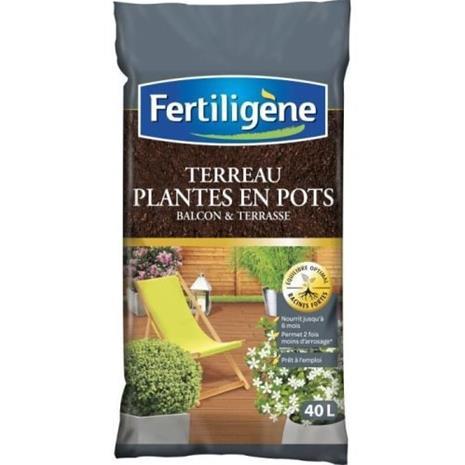 LANNOITTEET PÖYTÄVALTAISET Maaperän kasvit ruukkuissa - 40 L