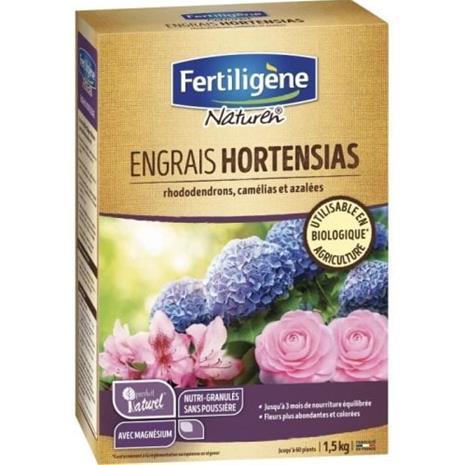 NATUREN hortensialannoite - 1,5 kg