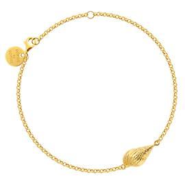 Sophie by Sophie Shell Bracelet, Gold