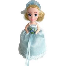 Cupcake-yllätys häät hajustettu nukke Clarisse