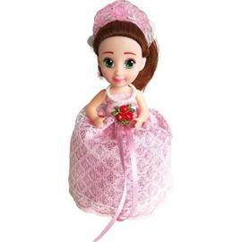 Cupcake-yllätys häät Leonie tuoksuinen nukke